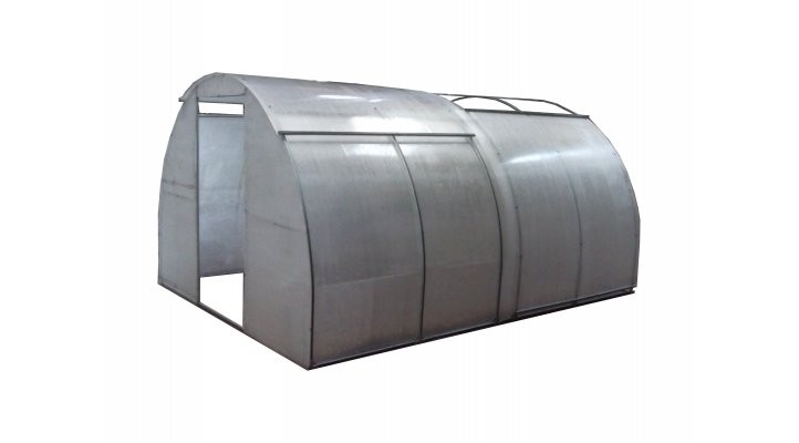 Теплица Слава-МКС 4 м (цельносварная)