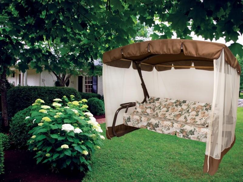 Садовые качели OLSA Турин (с 556, с 825, с 826)