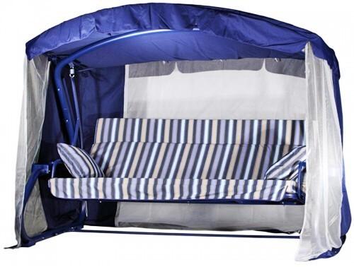 Садовые качели Монако синие A14B-C1.200/004A14.5