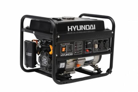 Генератор бензиновый HYUNDAI HHY 3000 F