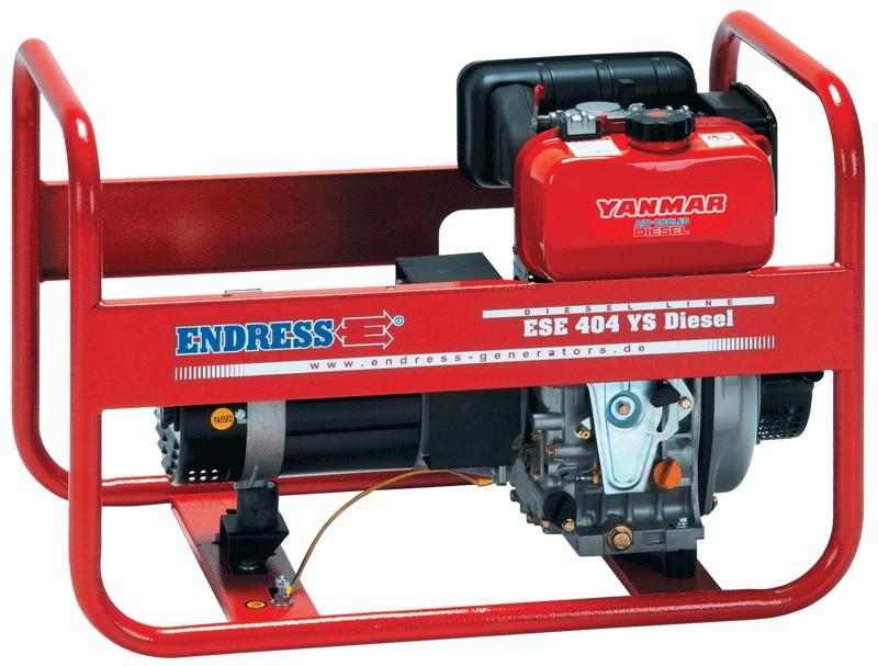 Генератор ENDRESS ESE 404 YS Diesel