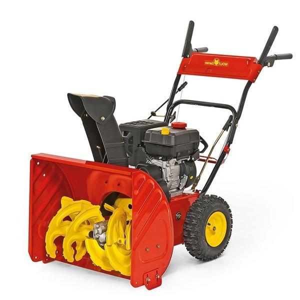 Снегоуборочная машина WOLF-GARTEN Select SF 61