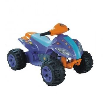 Квадроцикл на аккумуляторе TOYS 80*58*52 см, 6 V/7 Ah, фиолетовый B 03 V (19)