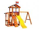 Деревянный детский домик для дачи Кирибати
