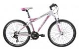 Велосипед STELS 26' рама женская, алюминий, MISS-8100 белый/розовый, 21 ск., 17' (19-З)