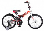 Велосипед 18' STELS JET белый/салатовый 10' Z010