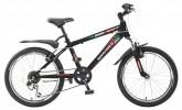 Велосипед NOVATRACK 20' хардтейл, POINTER тормоз V-brake, черный, 6ск. 20 SH 6 V.POINTER.BK 5 (19-З)
