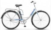 Велосипед 28' городской, рама женская STELS NAVIGATOR-345 LADY фиалковый/золотой, 1 ск., 20'