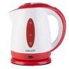 Чайник электрический GALAXY GL 0221 1,7 л, 2200 Вт, скрытый нагревательный элемент, красный