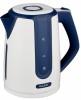 Чайник электрический GALAXY GL 0207 1,7 л, 2200 Вт, скрытый нагревательный элемент, синий