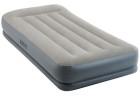 Кровать-матрас INTEX 99*191*30см с подголовником, со встроенным эл. насосом 220 В 64116