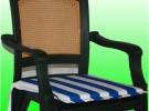 Подушка для стула Бриз 38*38*4 см ЛЛ-03
