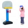 Баскетбольная система со щитом 100-170 см BS-03