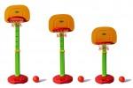 Баскетбольная система со щитом № 3, 117-160 см, PS-072