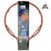 Баскетбольное кольцо DFC R1 45 см оранж/красное