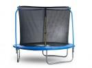 Батут Start Line Fitness 8 футов - 244 см, с внутренней сеткой и держателями 08348S1M