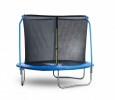 Батут Start Line Fitness 6 футов - 183 см, с внутренней сеткой и держателями 06336S1M