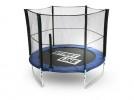 Батут Start Line Fitness 6 футов - 183 см, с внешней сеткой 06336S2Y