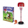 Баскетбольная система Баскетбол щит 33*23 см, кольцо 25 см, стойка 90 см, мяч, насос