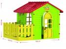 Игровой домик MOCHTOYS Garden toys с забором 10839