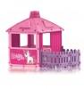 Игровой домик DOLU с забором, для девочек 2511