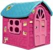 Игровой домик DOHANY Дом деревенский 120*113*111 см, для девочек, розовый 5075M