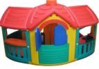 Игровой дом Marian-Plast 666 +2-е пристройки