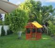Деревянный детский домик для дачи Гоа