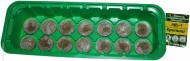 Парник для рассады Крепыш 14 ячеек, с торфяными таблетками