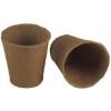 Торфогоршки Крепыш Для Ваших любимых растений 100*110 мм, круглые (10 шт. в упак.)