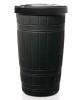 Водосборник Woodcan 265 л, черный, комплект IDW0265-S411
