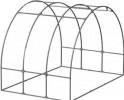 Дополнительная секция к теплице Слава-Каркас-2000 А 2м