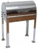 Мангал-ларец Ольховый Дым 700*350*200 нержавеющая сталь МЛ-3