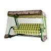 Садовые качели LETOLUX Легенда+ 180 см, ф 51 мм, с антимоскитной сеткой, зеленый ЛЛКЧ 03G