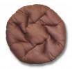 Подушка для подвесного кресла SEVILLA КОРИЧНЕВАЯ (шоколад) ЦН