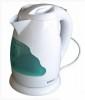Чайник электрический ENERGY E-210 1,7л, диск, белый/красный
