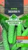 Семена Огурец Зозуля F1 ранний 0,3 г Тимирязевский питомник