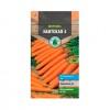 Семена Морковь Нантская 4 средняя 4 г (двойная фасовка) Тимирязевский питомник