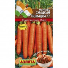 Семена Морковь Сладкая помадка Аэлита Цх10