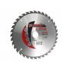Диск пильный по дереву MATRIX Professional 190*20 мм, 36 зубьев, кольцо 16/20 73279