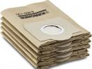 Фильтр мешки KARCHER бумажные 5 шт. 6.959-130