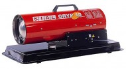 Тепловая пушка на жидком топливе SIAL Gryp 15 M  20821031