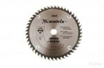 Диск пильный по дереву MATRIX Professional 190*20 мм, 48 зубьев, кольцо 16/20 73214