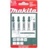 Пилки для лобзика по дереву MAKITA HCS/180/151/4,2мм, грубый рез 135мм, 5шт. A-86315