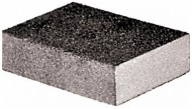 Губка шлифовальная FIT Р 60 алюминий-оксидная 38352