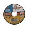 Круг отрезной по нержавеющей стали, металлу ЛУГА 115*1,2*22мм СТ-5 1501075/73649