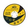 Круг отрезной по нержавеющей стали, металлу FIT 125*1,6*22,2мм 37156