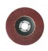 Диск лепестковый FIT 115мм (P 100мм) наждачный 39545