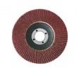 Диск лепестковый FIT 125мм (P 100) наждачный 39555