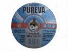 Диск отрезной по нержавеющей стали PUREVA 125*22*1,6 мм 403313